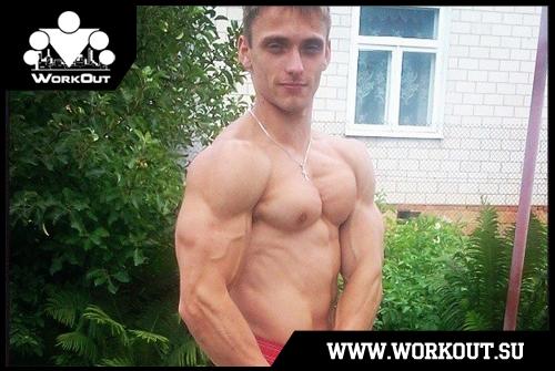 Воркаут в лицах: Максим Трухоновец (Минск, Беларусь)