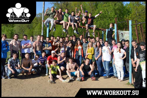 WorkOut Russia Tour 2014 [6] Обнинск