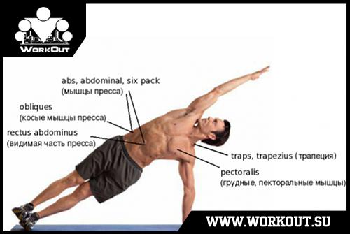 Англо-Русский Фитнес Словарь