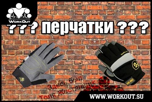 Перчатки для тренировок: взвешиваем За и Против