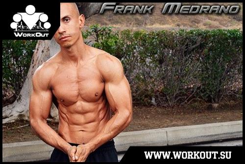 Интервью с экспертом по Calisthenics - Frank Medrano