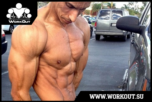 frank medrano advanced workout