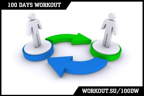 5 reasons to join 100 days workout programm