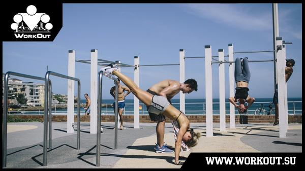 BONDI OUTDOOR GYM