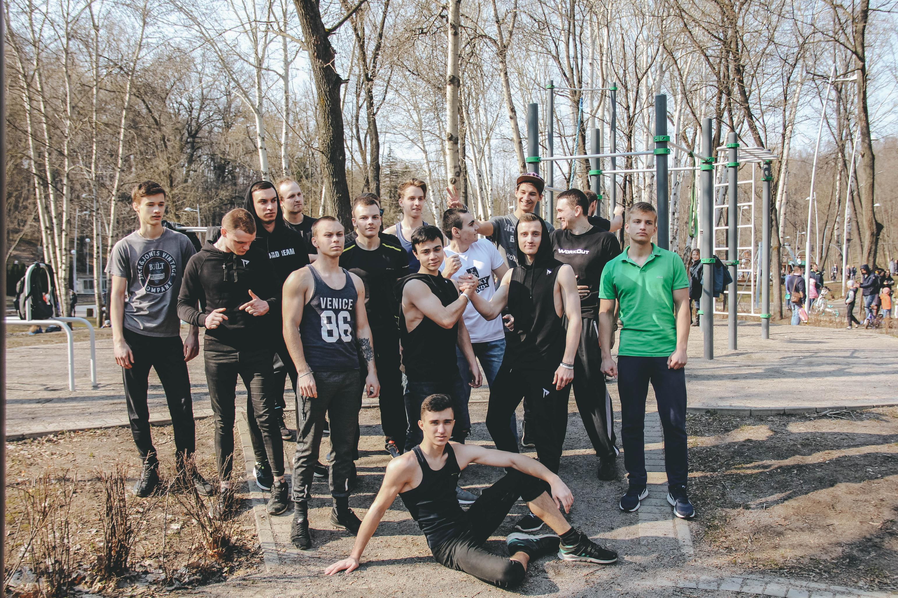 Встреча Road to the Dream 7.04.2019