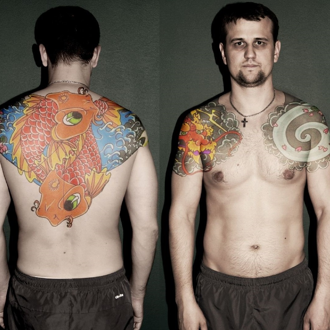 Отношение к татуировкам