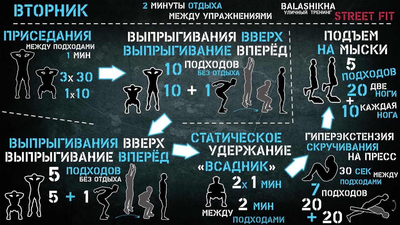 Балашихинская street workout команда