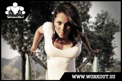 WorkOut Girlz: Yusi Pestano (Venezuela)