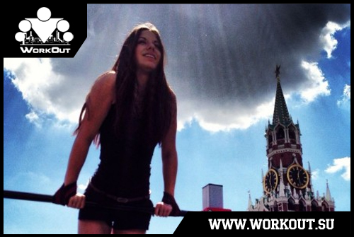 WorkOut Girls: Tatiana Maslova aka Cherry