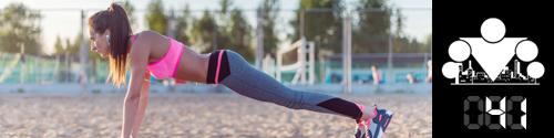 100-дневный воркаут 2018 (Весна) - День 41. Мифы о силовых и кардио тренировках