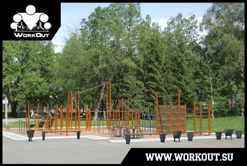 Проекты уличных площадок из Казани (с документацией!)