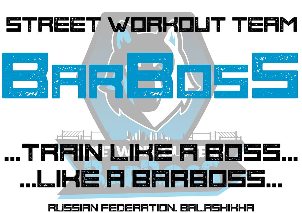 В Балашихе создана street workout команда