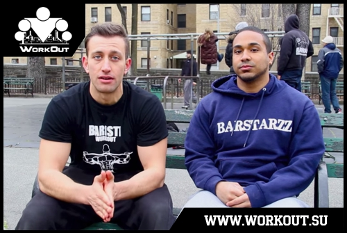 Интервью Baristi Workout с Edward Checo (BarStarzz)