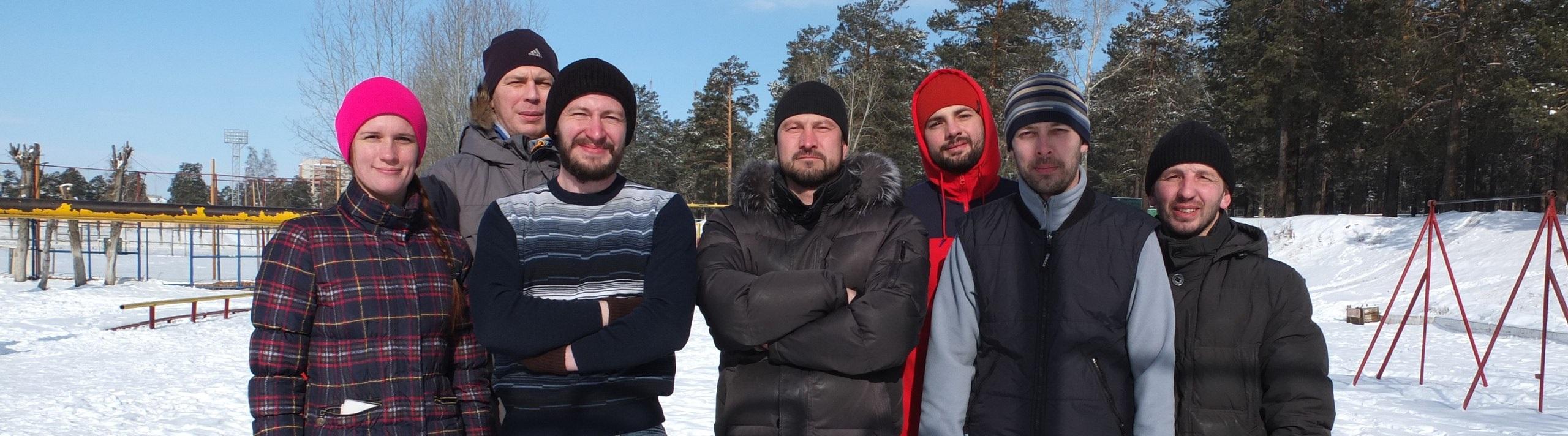 Первые открытые тренировки по воркауту при 15-19 градусах мороза прошли в Чите